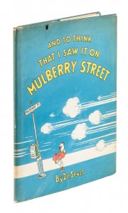Mulberry Street by Dr. Seuss