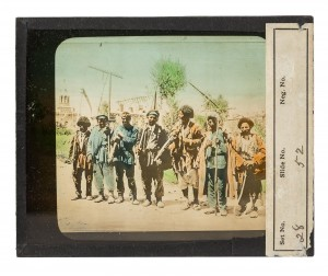 Collection of Glass Lantern Slides