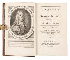 Gulliver's Travels 1726