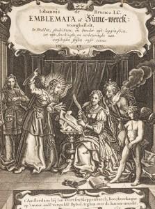 Emblemata by Johan de Brune