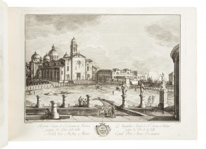 Engravings of Italy