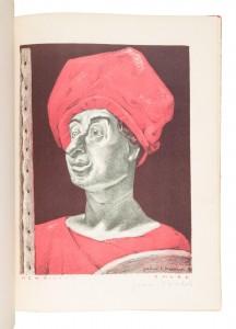 Henrietta Shore by Jean Charlot