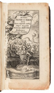 Mundus Alter et Idem...Authore Mercurio Britannico...Thomæ Campanellæ, Civitas Solis, et Nova Atlantis. Franc. Baconis...