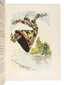 The Patchwork Girl of Oz - first edition