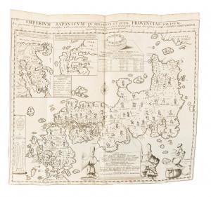 Kaempfer's History of Japan, 1728