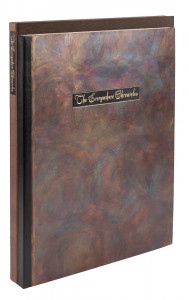 Deluxe folio from 21st Editions
