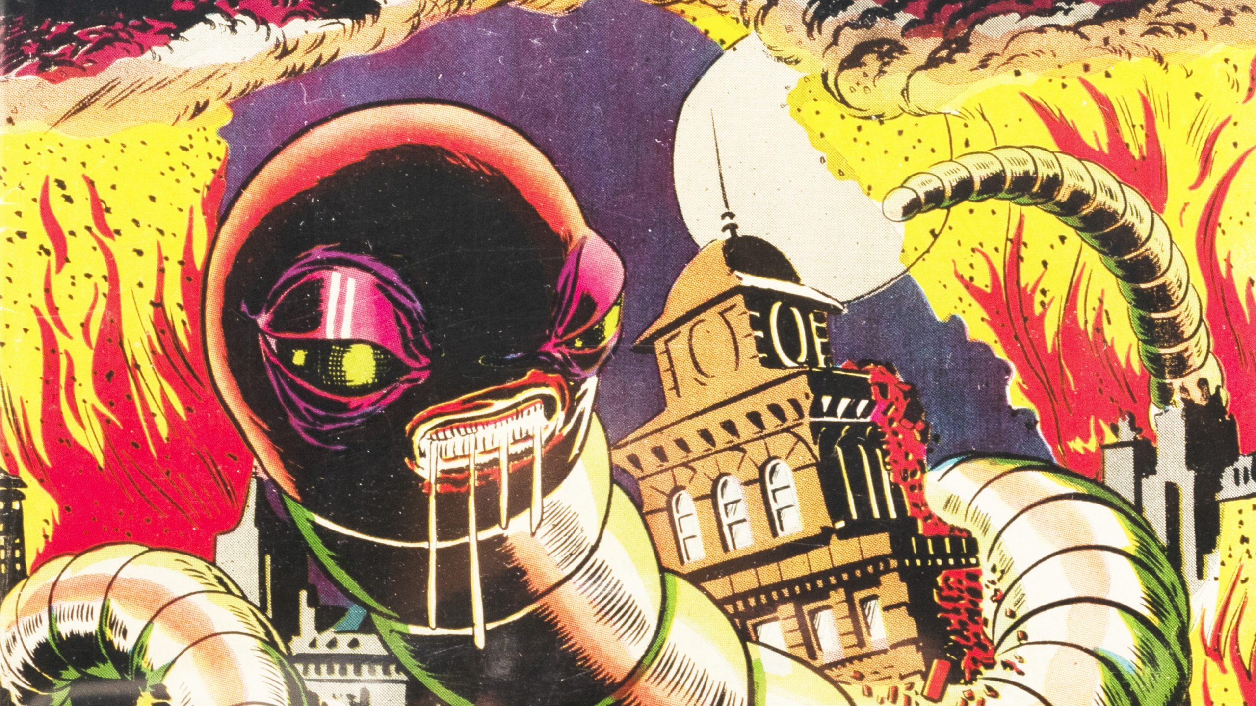Sale 698: Comic Books & Original Comic Art