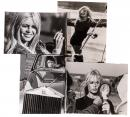 Collection of photographs of Brigitte Bardot