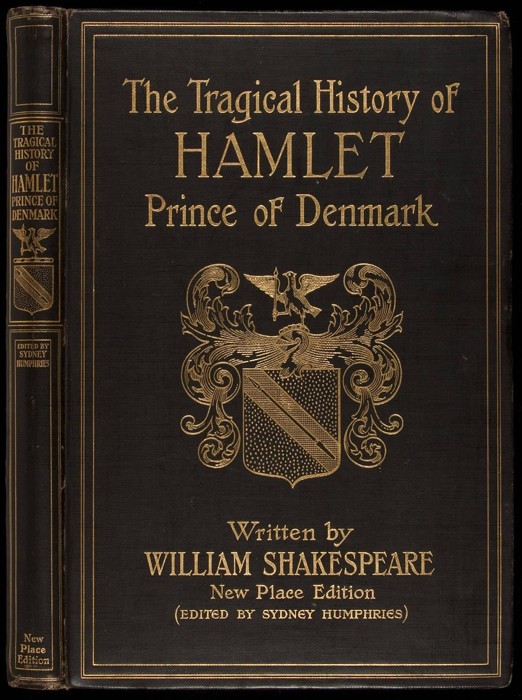 the theme of corruption in the tragedy of hamlet prince of denmark and doctor faustus essay