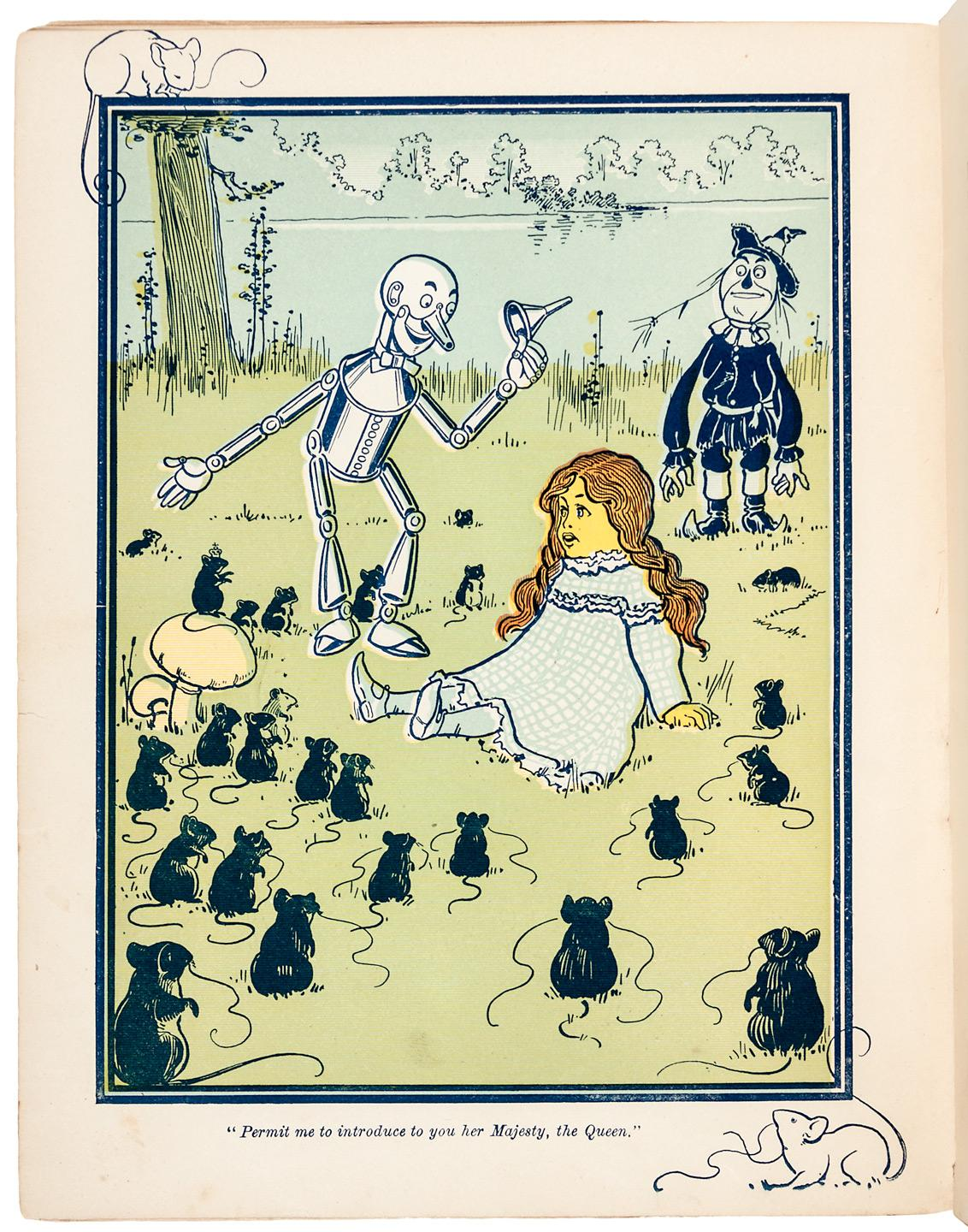 the wizard of oz parable on The wizard of oz: parable on populism created date: 20160809145910z.