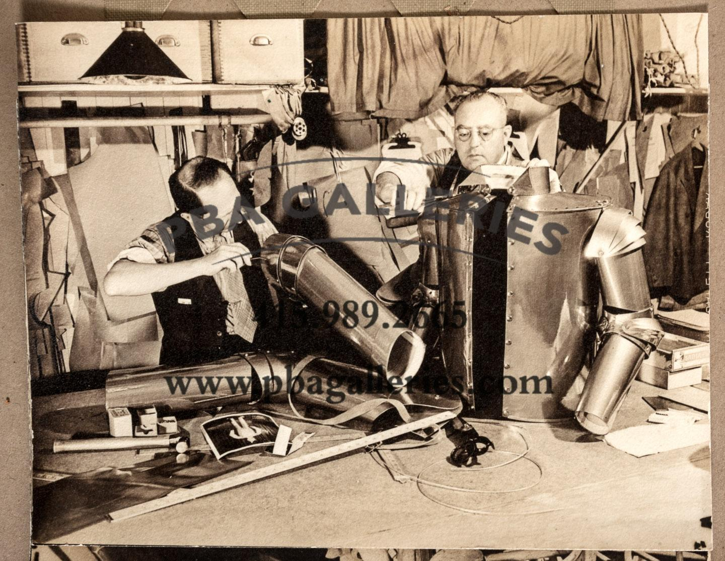 Unpublished Wizard of Oz Photos from the Estate of Norman Taurog ...