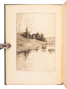 Salmon Fishing on Cain River