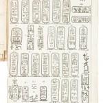 Egyptian Hieroglphs Decoded