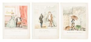 Sculthorpe's Caricatures