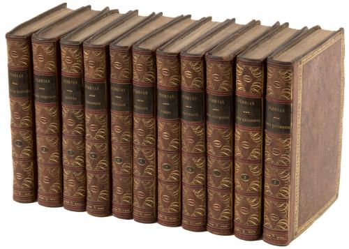 Oeuvres Complettes de M. de Florian [with his translation of] Don Quichotte...