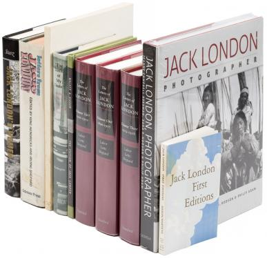 Ten Volumes about Jack London