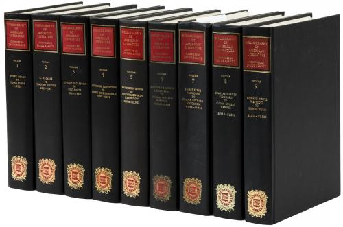 Bibliography of American Literature...for the Bibliographical Society of...