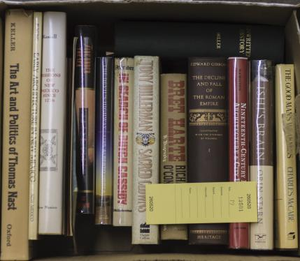 Nineteen Volumes of Western Americana - Hillerman and New Mexico