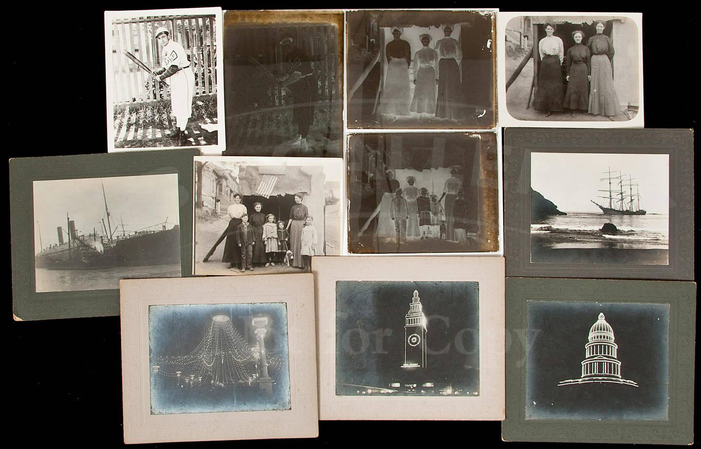 glass plate negatives for sale