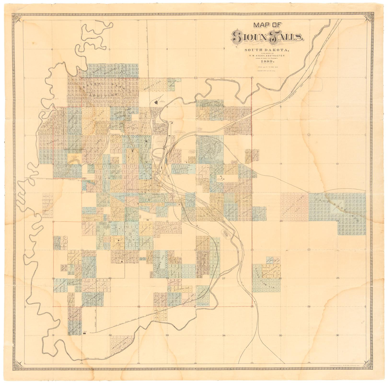 Map of Sioux Falls, Dakota - Price Estimate: $500 - $800 Sioux Falls Map on cedar rapids map, iowa map, akron canton map, brookings sd map, grand junction map, corpus christi map, mount rushmore national memorial map, mankato map, san francisco map, black hills map, brownsville map, lincoln map, big sioux river map, rochester map, city map, south dakota map, east valley zip code map, minnehaha county map, rosebud sioux tribe map, norman map,