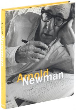 Arnold Newman - Inscribed