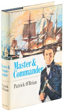 Complete set of First Editions of the Aubrey / Maturin series