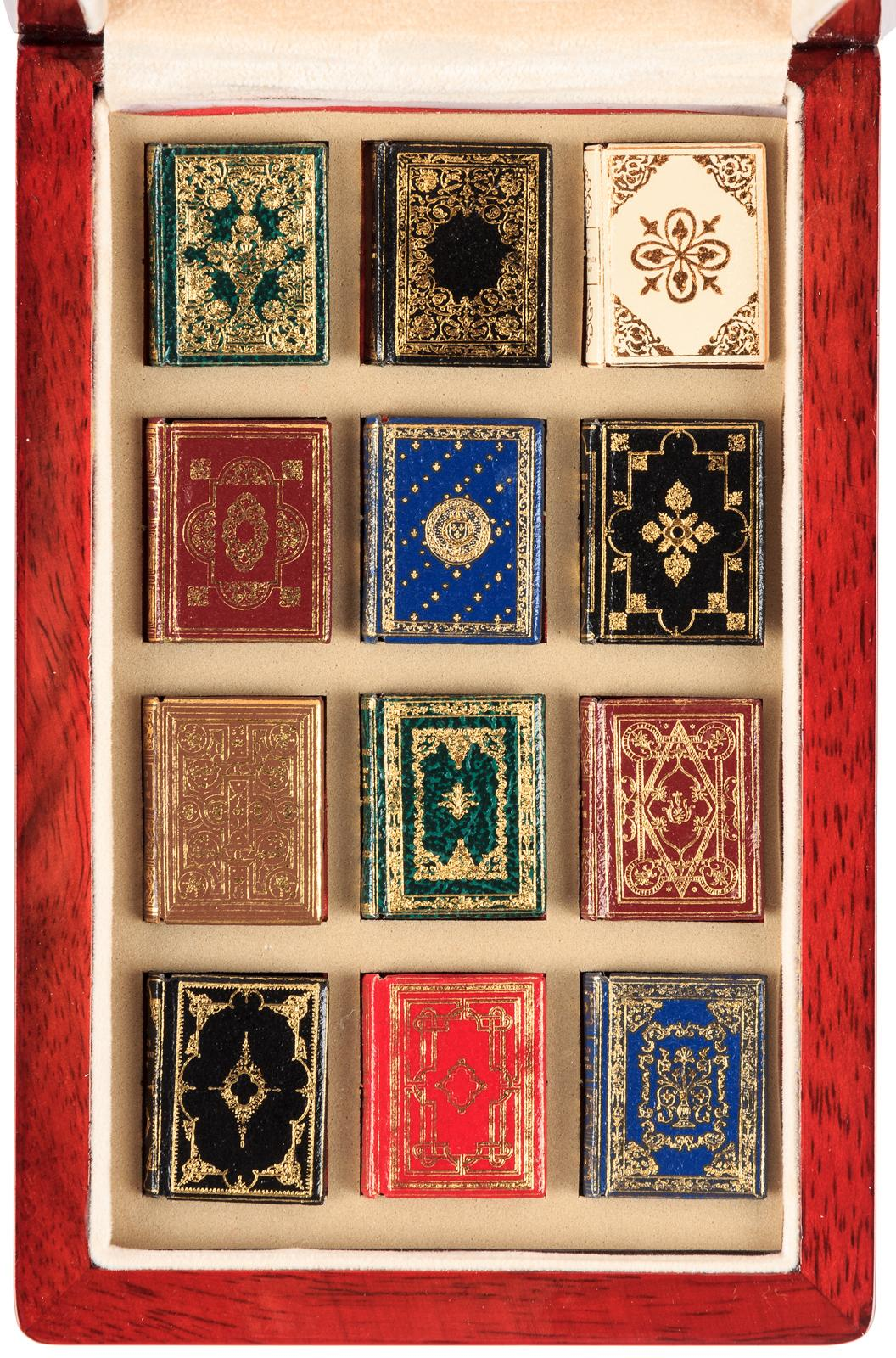 The Miniature Book Collection of Shakespeare's World - Price