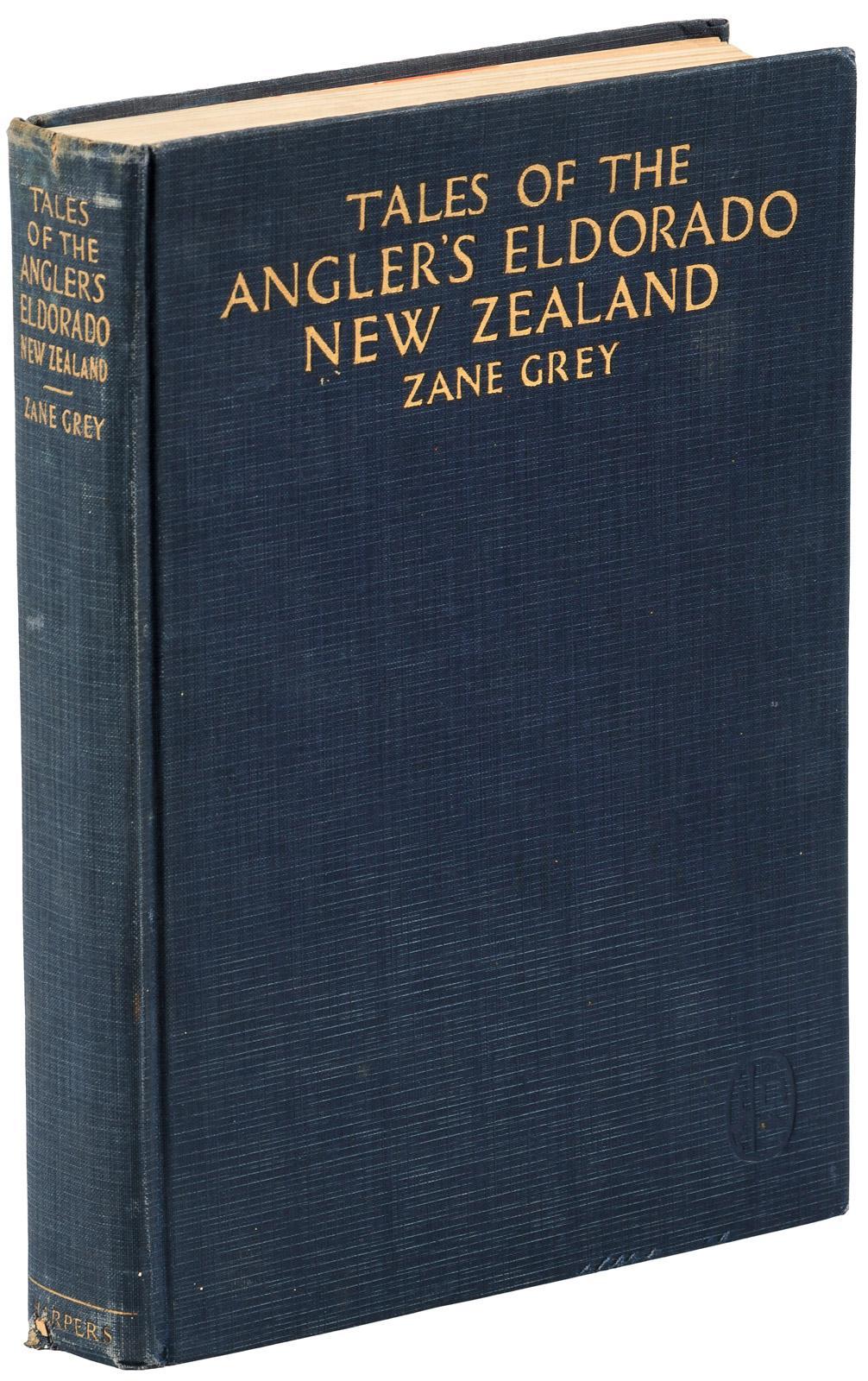 Tales of the Anglers El Dorado, New Zealand