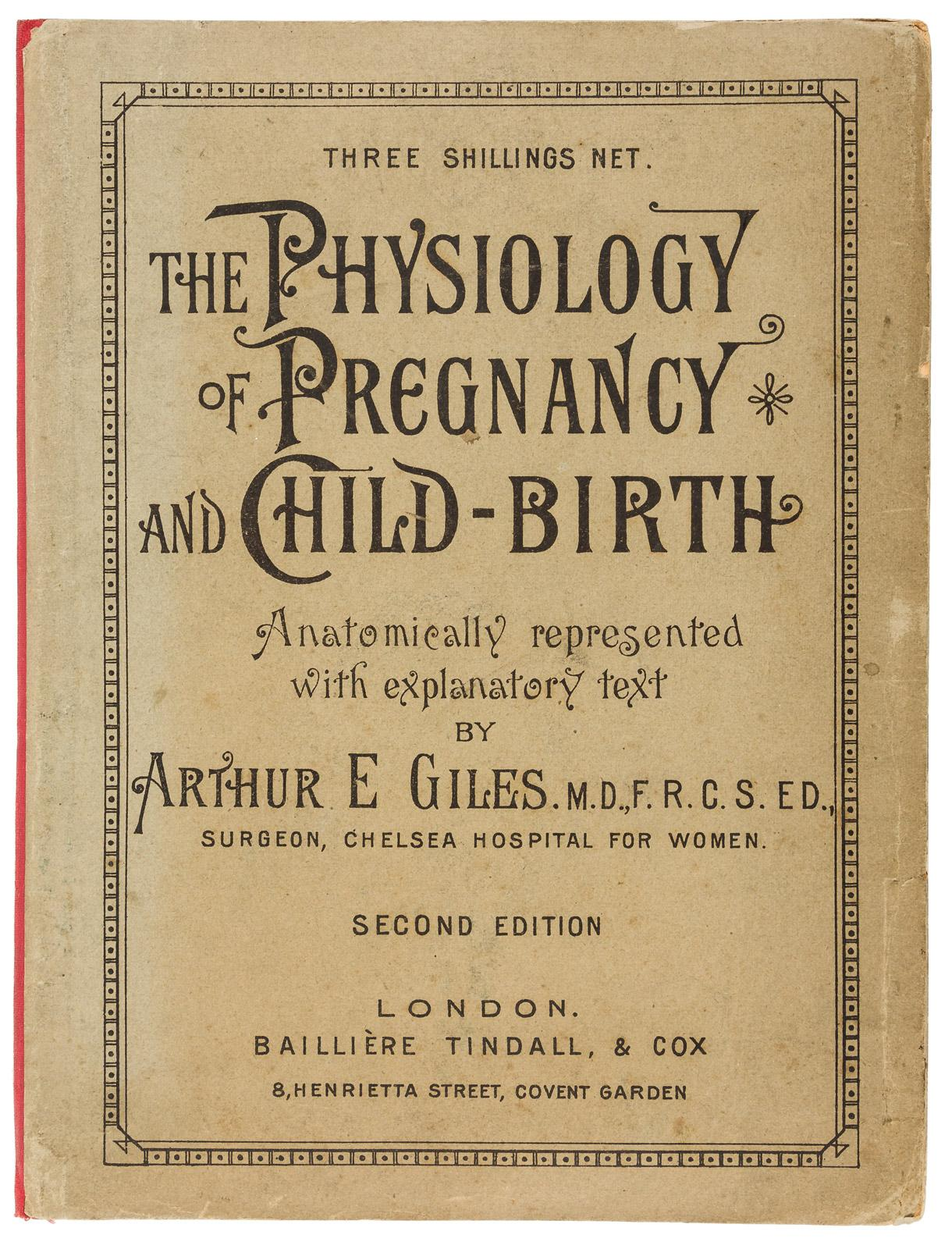 Anatomy and Physiology of the Female Generative Organs and of ...