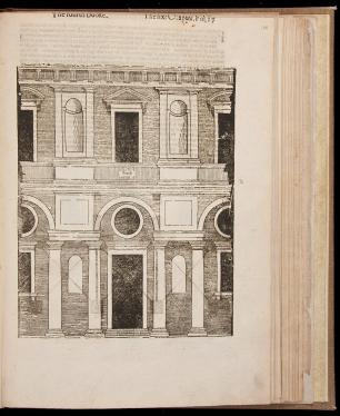 The first [-fift] booke of architecture, made by Sebastian Serly...