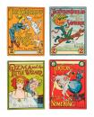 Little Wizard Series - the Jell-O Booklets, 4 volumes complete