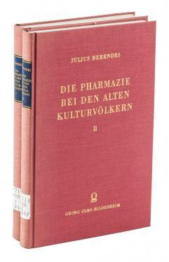 Die Pharmazie bei den Alten Kulturvölkern