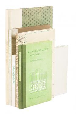 Five illustrated fine press books