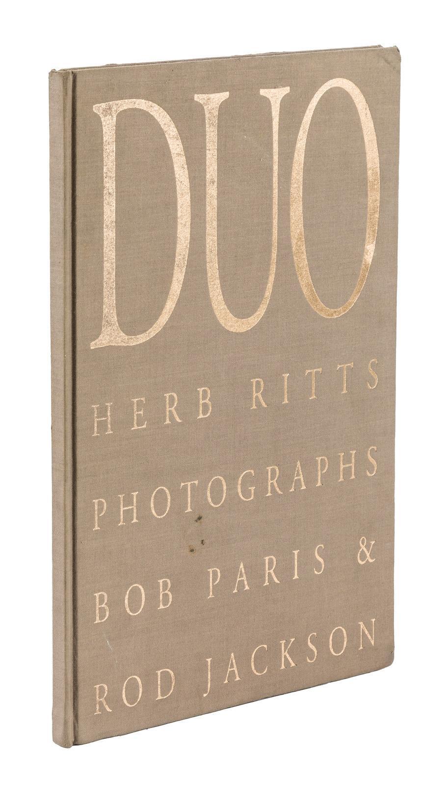 duo herb ritts photographs bob paris amp rod jackson