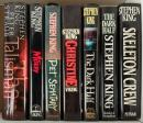 Seven volumes by Stephen King