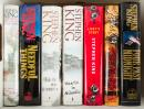 Seven first editions by Stephen King