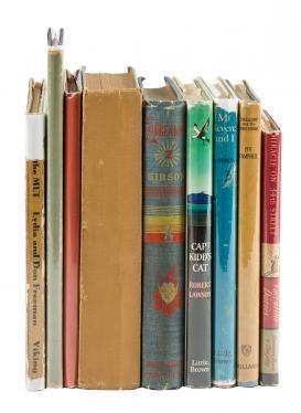 Nine illustrated children's books
