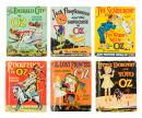 Six titles from the Junior Editions - Wonderful Land of Oz Library