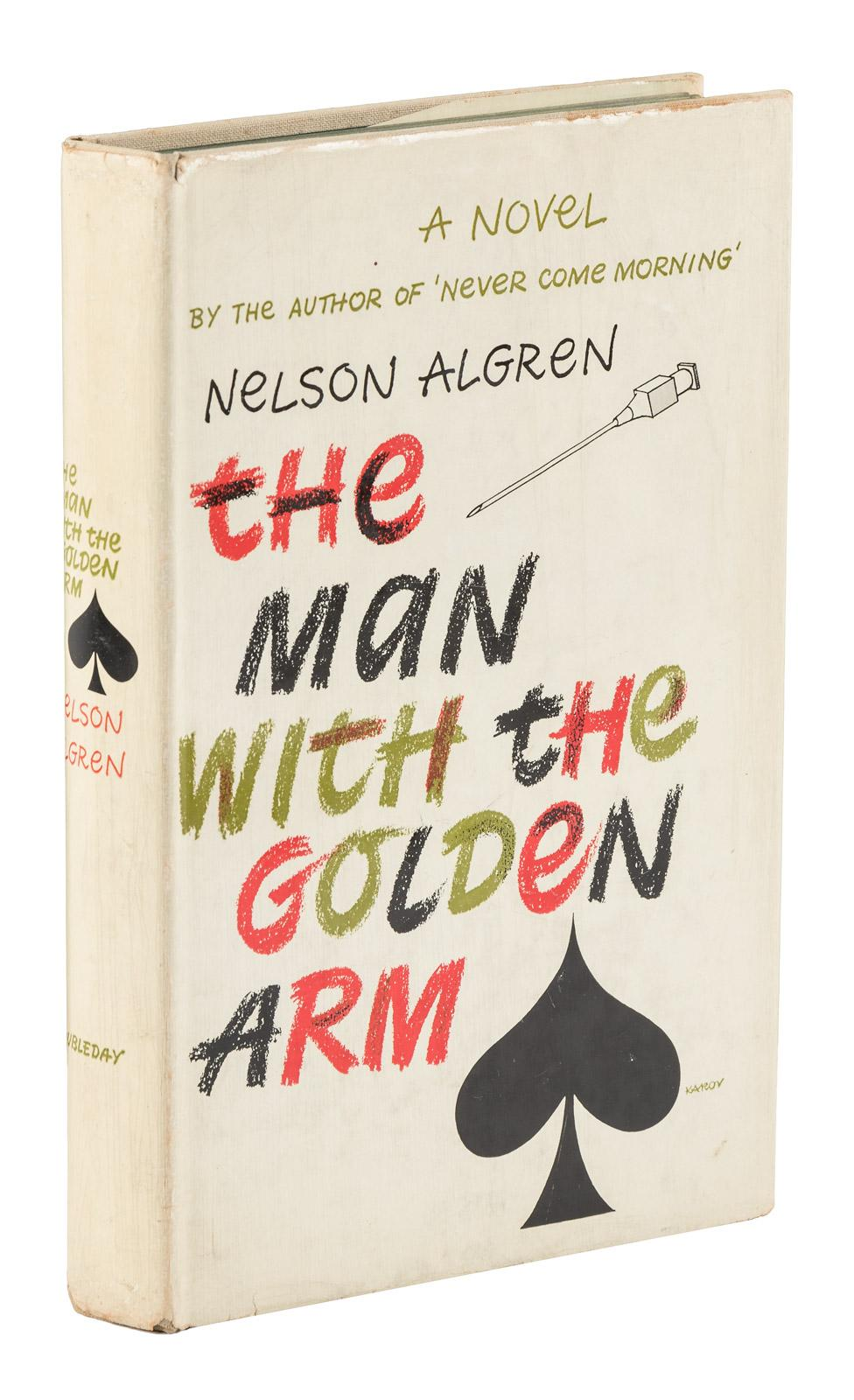 Image result for the man with the golden arm