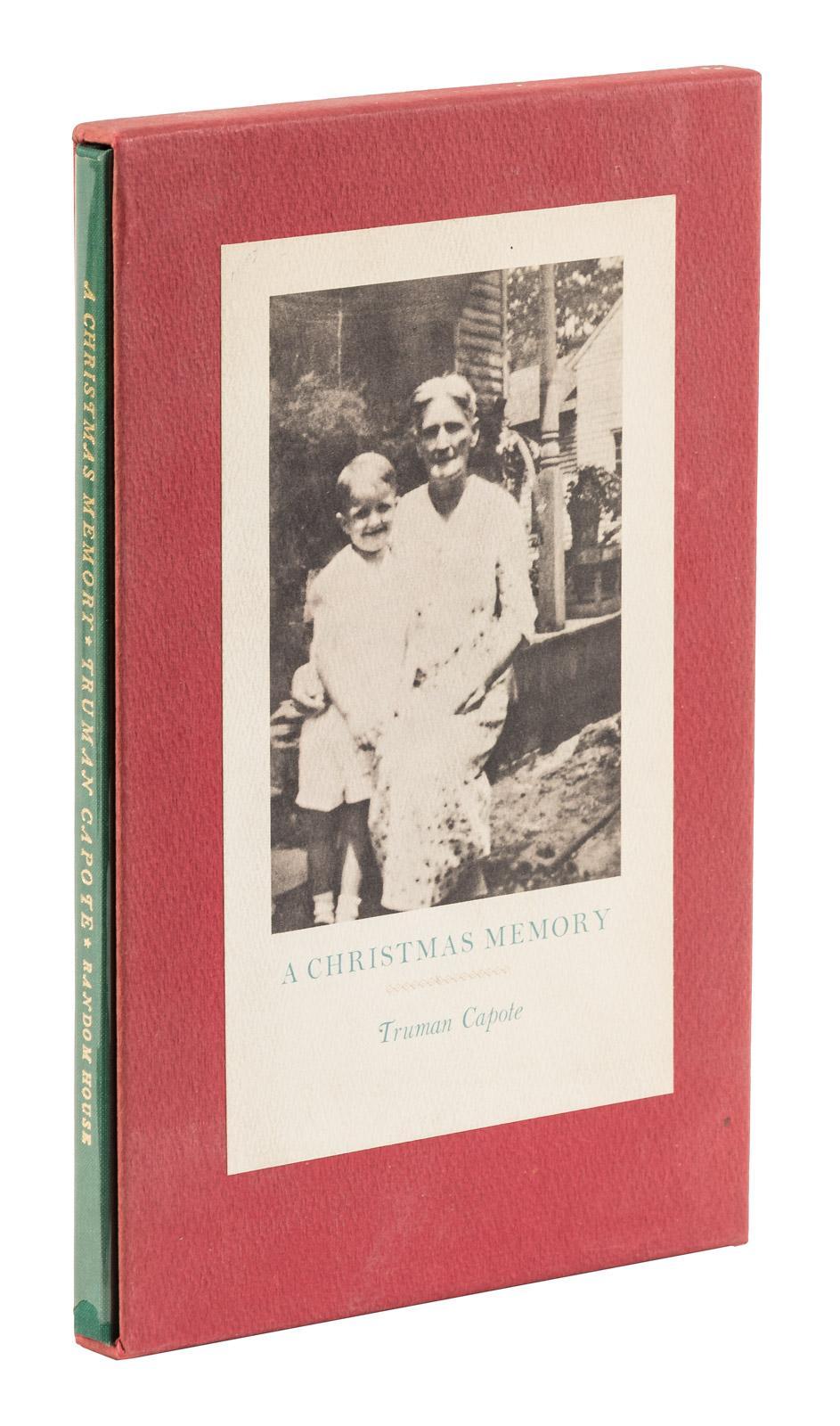 a christmas memory price estimate 400 600 - A Christmas Memory Full Text