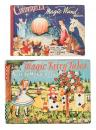 The Cinderella Magic Wand Book [and] Magic Fairy Tales: Alice in Wonderland