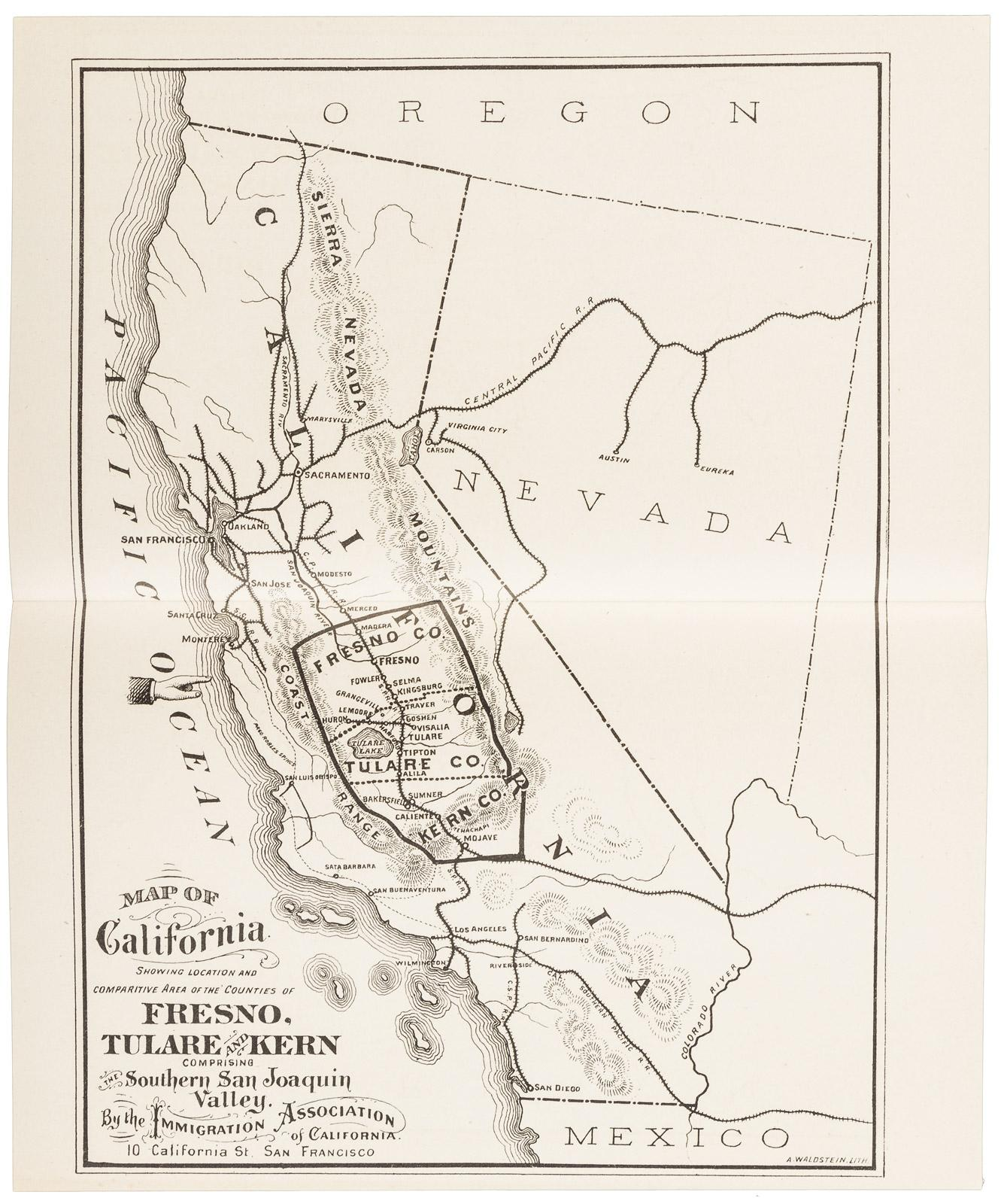 Resources of the Southern San Joaquin Valley, California