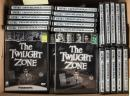 Complete set of Twilight Zone DVDs