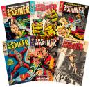 SUB-MARINER: Lot of Six Issues