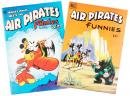 AIR PIRATES FUNNIES Nos. 1 and 2