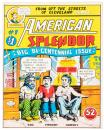 AMERICAN SPLENDOR No. 1 * Signed by Pekar