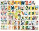 Lot of 65 MARVEL Collectors Cards