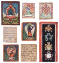 Collection of Tibetan Prayer Cards