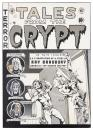 Nickel Library: TALES FROM THE CRYPT No. 47 (?) Original Cover Art