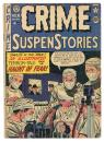 CRIME SUSPENSTORIES No. 10